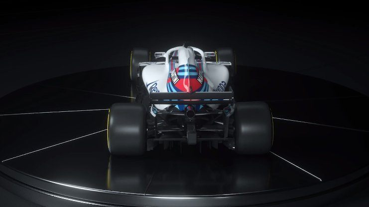 Williams FW41 © Williams F1