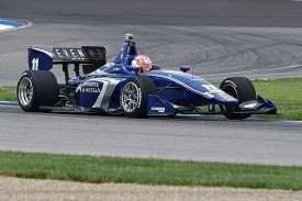 Эд Джонс, Carlin Racing, IndyLights