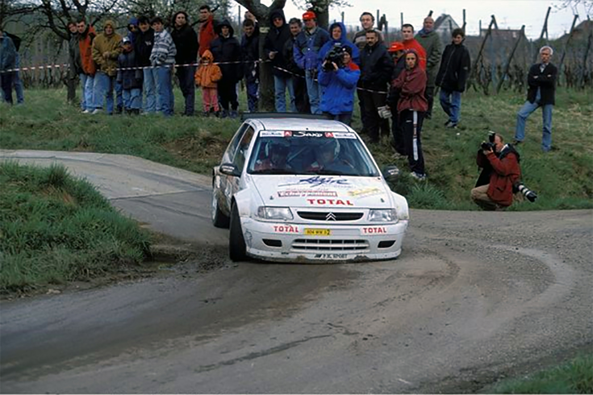 Citroen Saxo kit-car