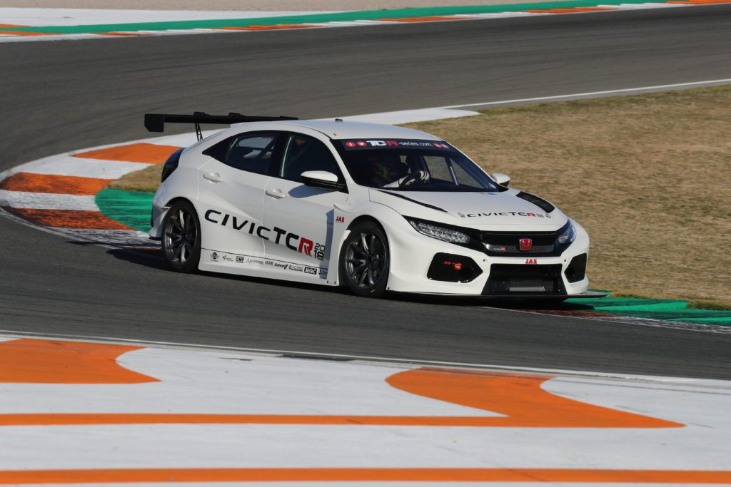 Honda Civic Type-R TCR © TCR