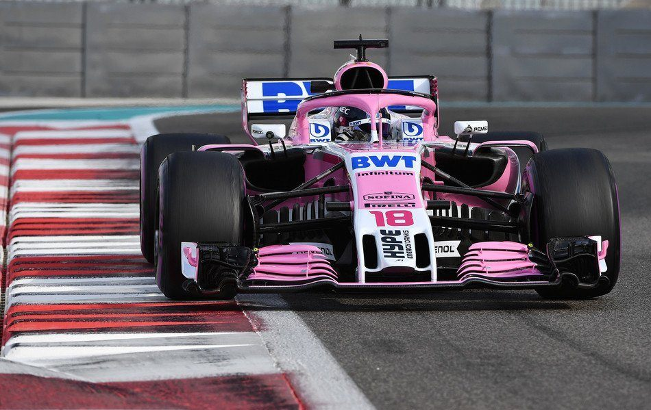 Лэнс Стролл © Racing Point Force India