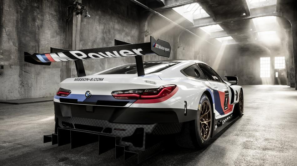 BMW GTE 8 © BMW Motorsport