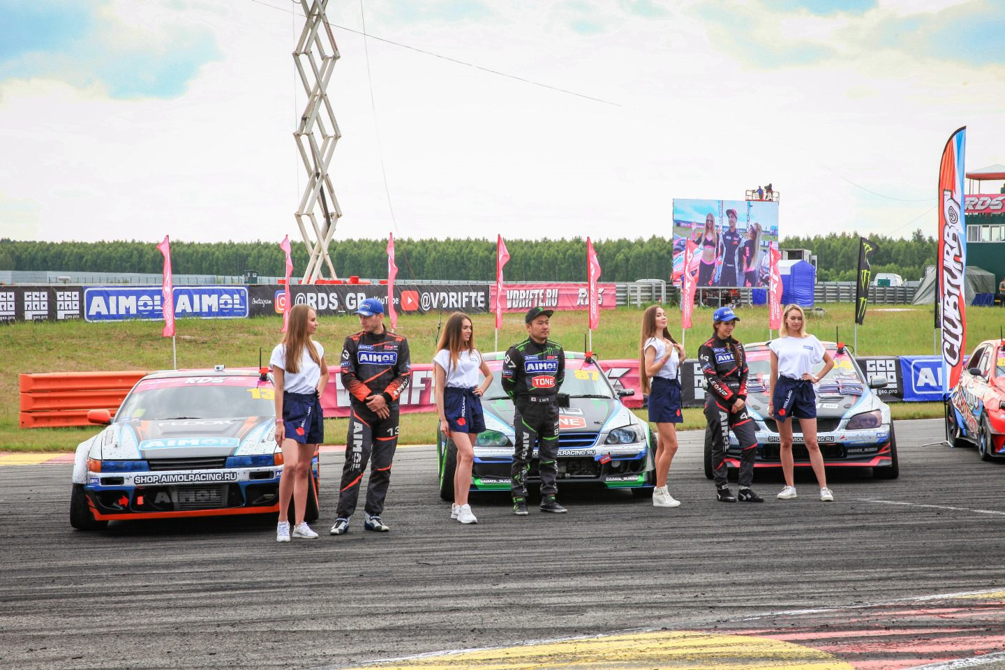 Aimol Racing Russia © Светлана Парфенова