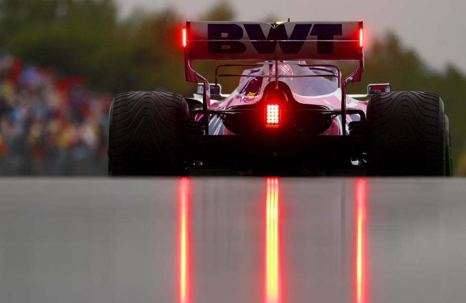 Racing Point F1 © Twitter