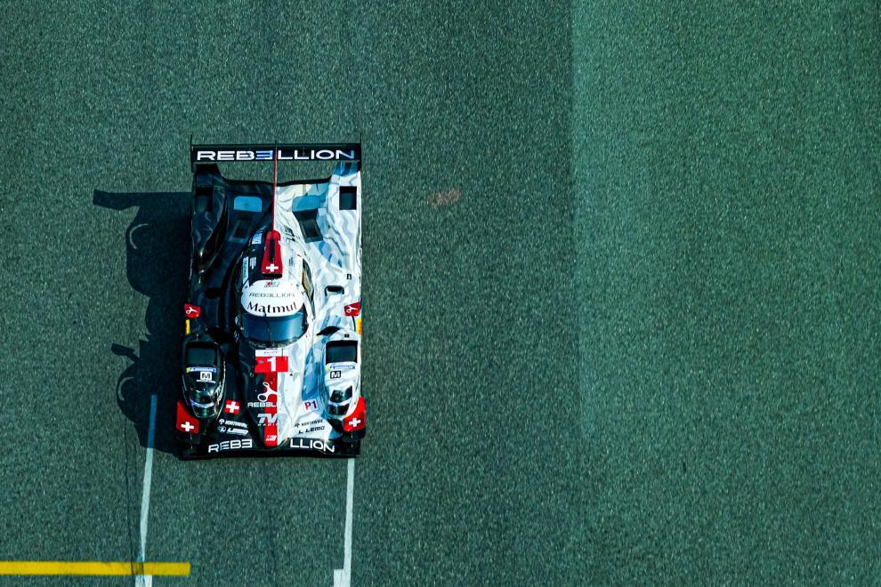 Rebellion Racing © WEC