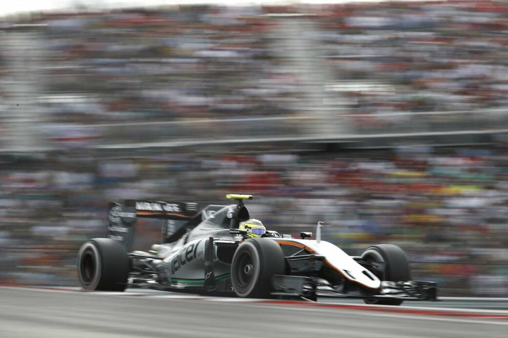 Серхио Перес, Force India VJM09 Mercedes