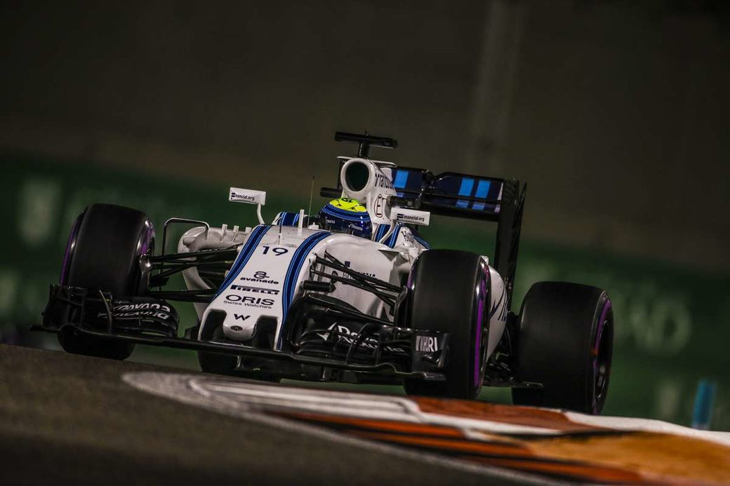 Фелипе Масса, Williams FW38 Mercedes