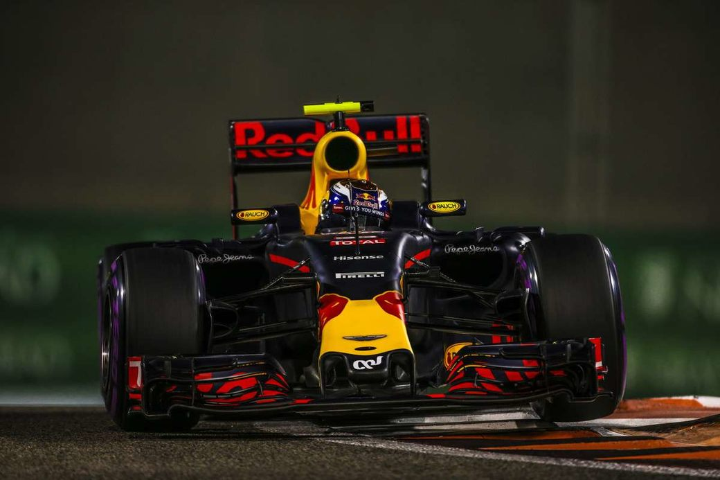 Мак Ферстаппен, Red Bull Racing RB12 TAG Heuer